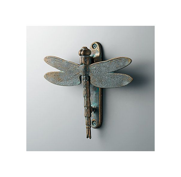1000 images about knobs knockers hardware on pinterest door knockers door handles and door - Dragonfly door knocker ...