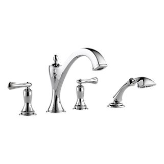 Single Handle Lavatory : 65085LF-PC : Charlotte® : Bath : Brizo