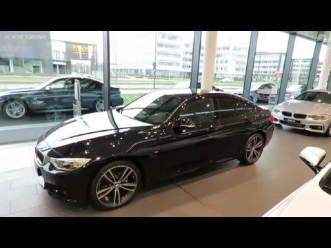 BMW 4 Gran Coupe - A closer look at the BMW 420d Gran Coupe x-drive M-Sport