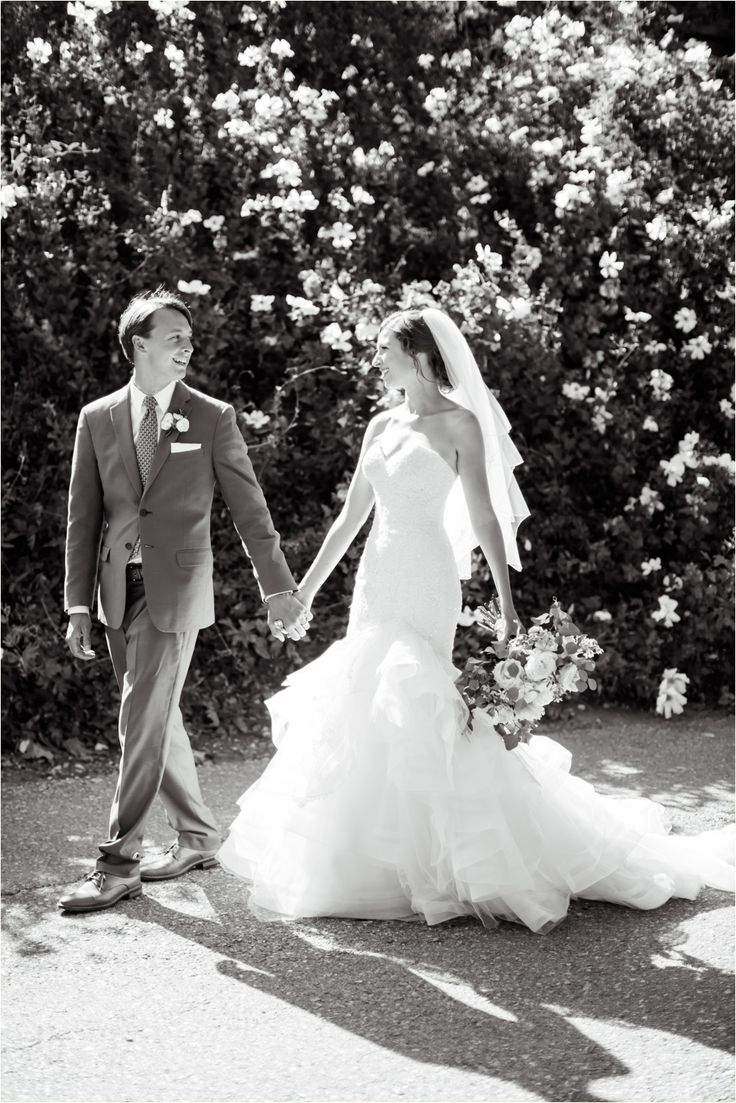 Dos Pueblos Ranch Wedding by James and Jess Photography. Wedding dress by Essense of Australia