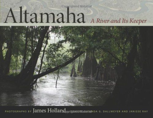 Altamaha: A River and Its Keeper by Dorinda G. Dallmeyer, http://www.amazon.com/dp/0820343129/ref=cm_sw_r_pi_dp_D3dMpb15FKFB4.  Dorinda Dallmeyer is the Director of our Environmental Ethics and Certificate Program here at the UGA College of Environment and Design.