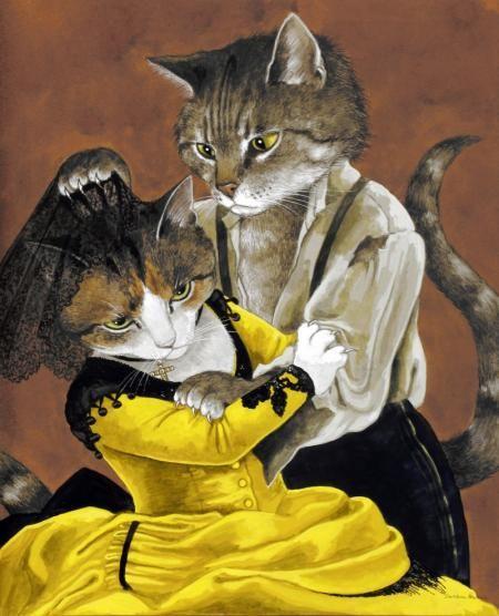 'MAIS MOI, CARMEN, JE T'AIME ENCORE' by SUSAN HERBERT