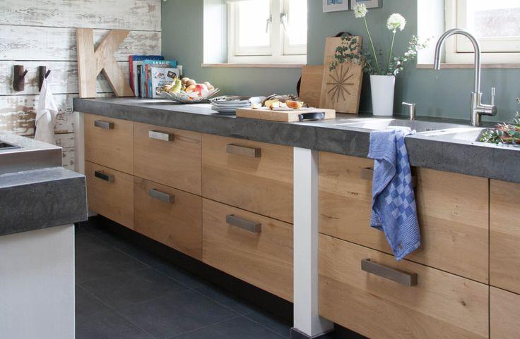 Prima frontjes zo! Ikea Kitchen projects with Koak Design