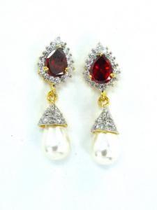 CZ earrings :)