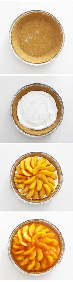 Fresh. Peach. Pie. The best time of year is peach season. And this is the best recipe EVER!