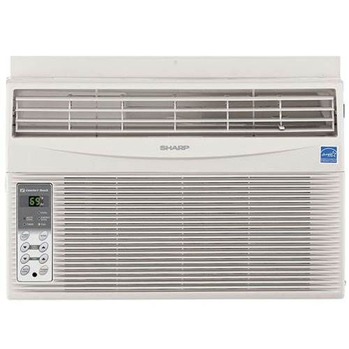 Sharp Energy Star 6,000 BTU Window Air Conditioner