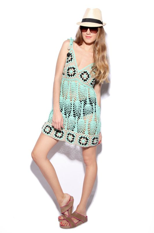 Lombok Beach Dress — Agostina Bianchi