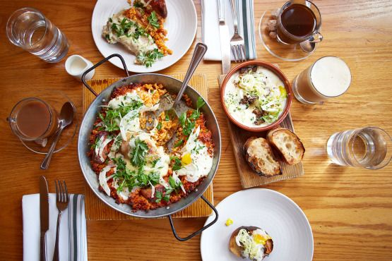 Best brunch: Chicago's top 20 brunch restaurants