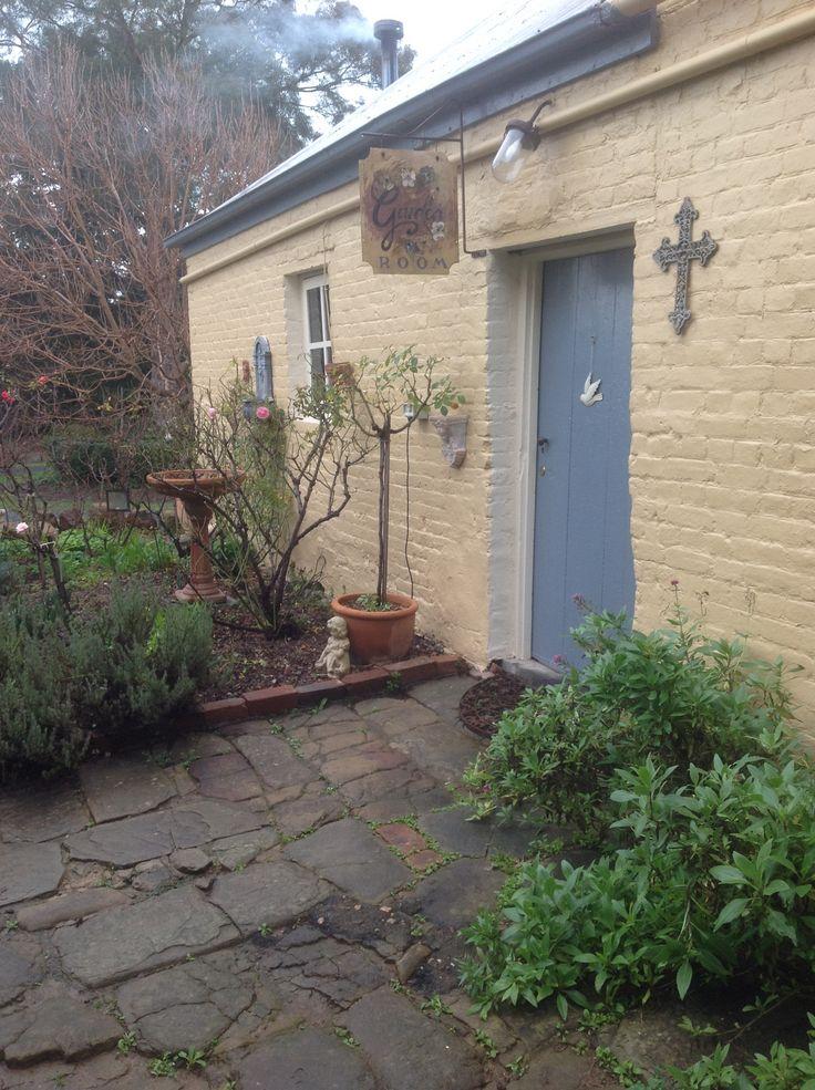 The Garden Room at The Globe Inn, Yass