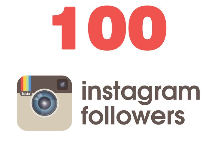 Buy 100 Instagram Followers for only $2.99! http://buysocialmediamarketing.com/100-ig-followers.html #buyinstagramfollowers