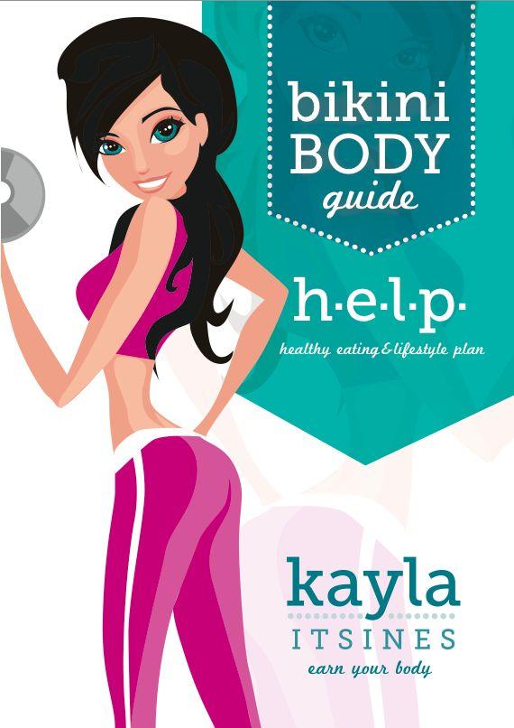 bikini body guide kayla itsines funny pinterest. Black Bedroom Furniture Sets. Home Design Ideas