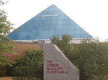 Christa McAuliffe Planetarium-Concord NH