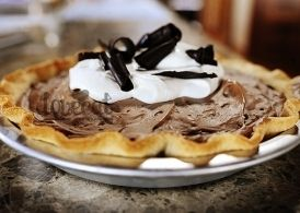 Пирог Французский шелк
