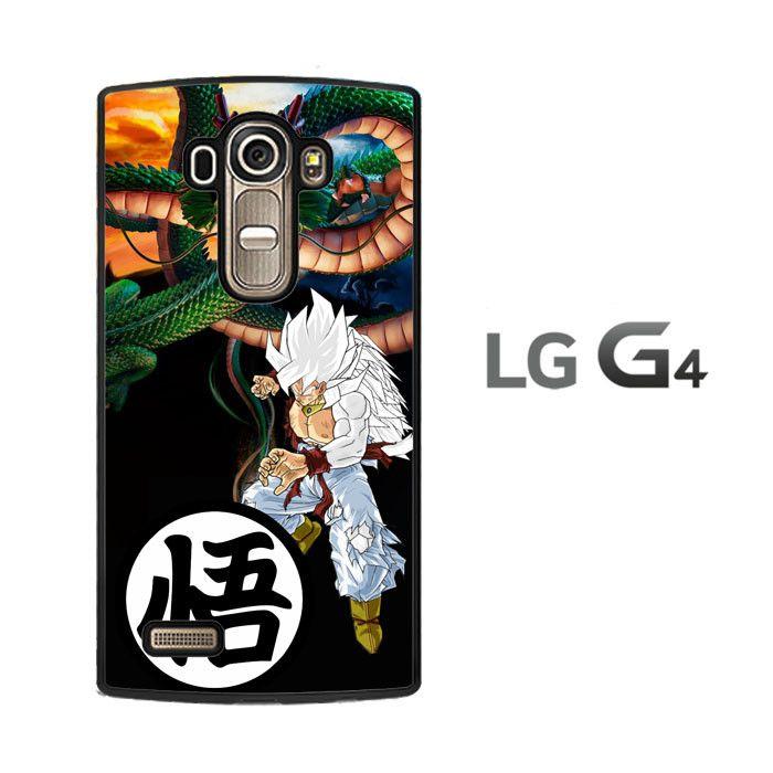 Son Goku super saiyan 10 C0331 LG G4 Case