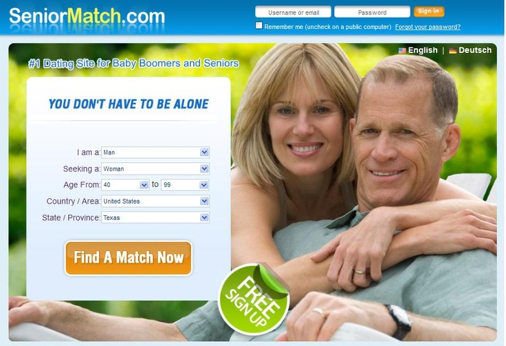 Baby Boomer Dating and Activity Partners with - Front page