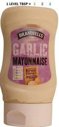 Aldi garlic mayo