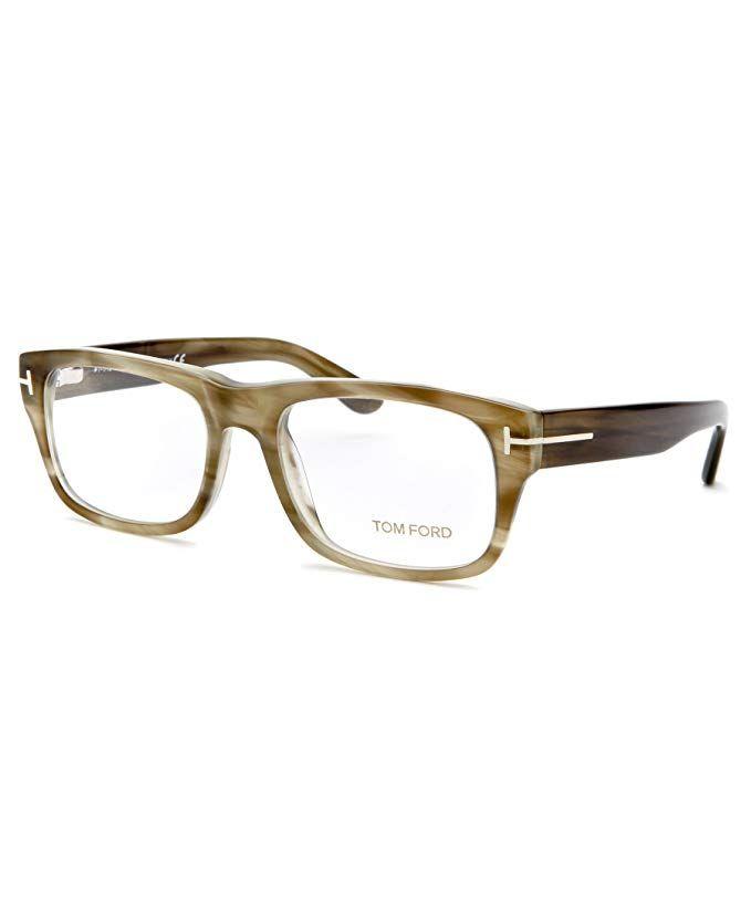 5c2d68475d Tom Ford 5253 Olive Frame Clear Lens 54Mm Review