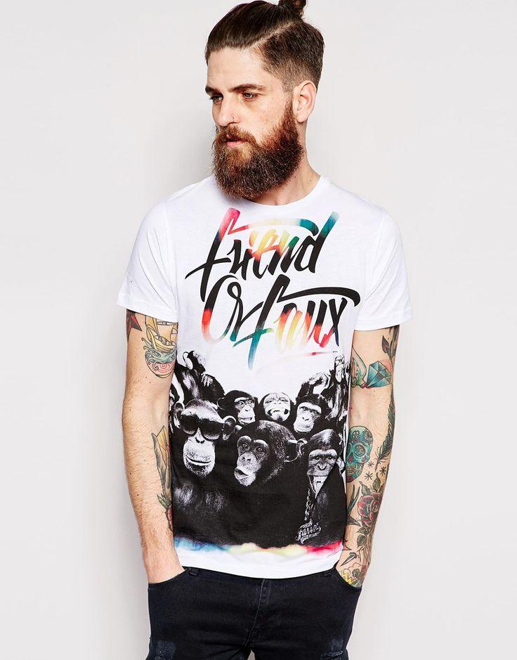 Imagen 1 de Camiseta de Friend Or Faux