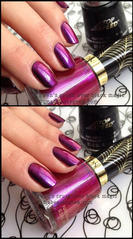 102 Best Images About Revlon Polish Swatches On Pinterest