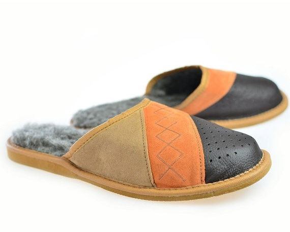 25 Best Ideas About Mens Leather Slippers On Pinterest Men Sandals Mens Boot Slippers And