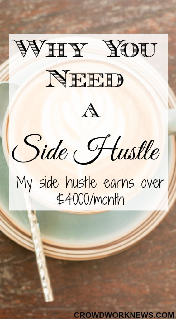 Do you have a Side Hustle? Having a side hustle has changed my life and increased my income. It can change your life too!