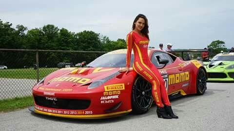 458 Ferrari girl | Auto Racing | Pinterest | Ferrari, Auto racing ...