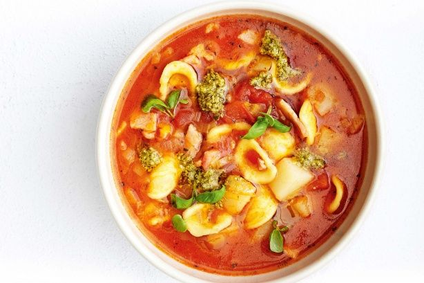 Olasz burgonyaleves tésztával és paradicsommal, mennyei étel aminek nem lehet ellenállni