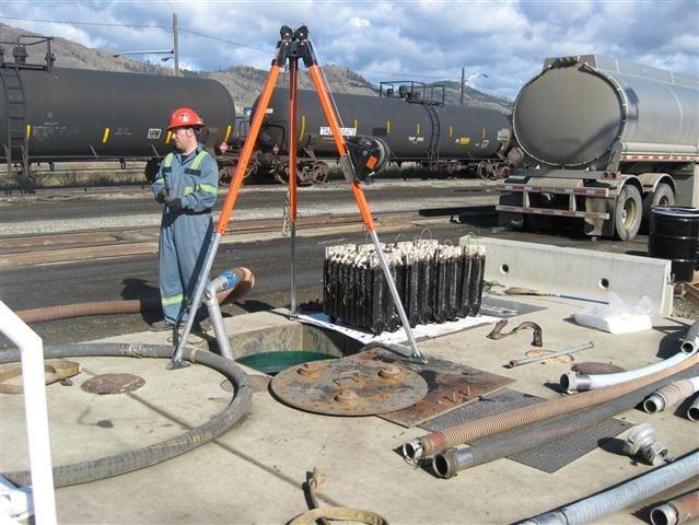 oil water separator system maintenance