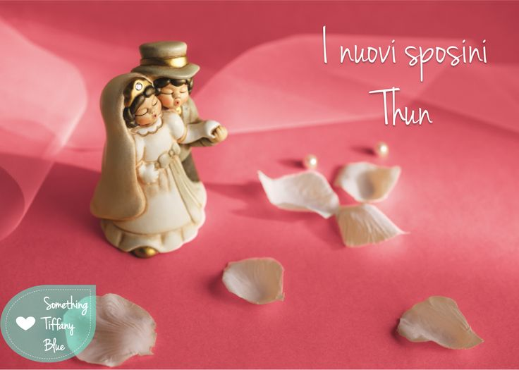 BOMBONIERE THUN 2014: SPOSINI E LE ALTRE NOVITÀ PER IL MATRIMONIO By www.SomethingTiffanyBlue.com #wedding #thun