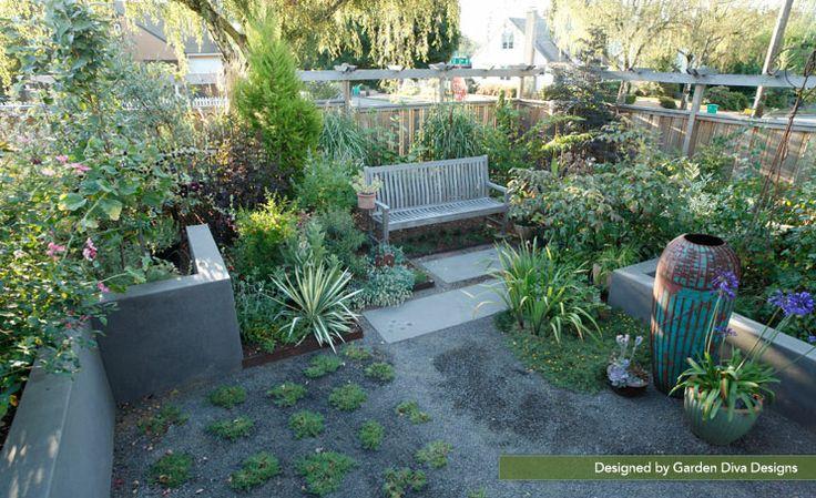 1000 images about portland gardens plants on pinterest for Landscape design portland