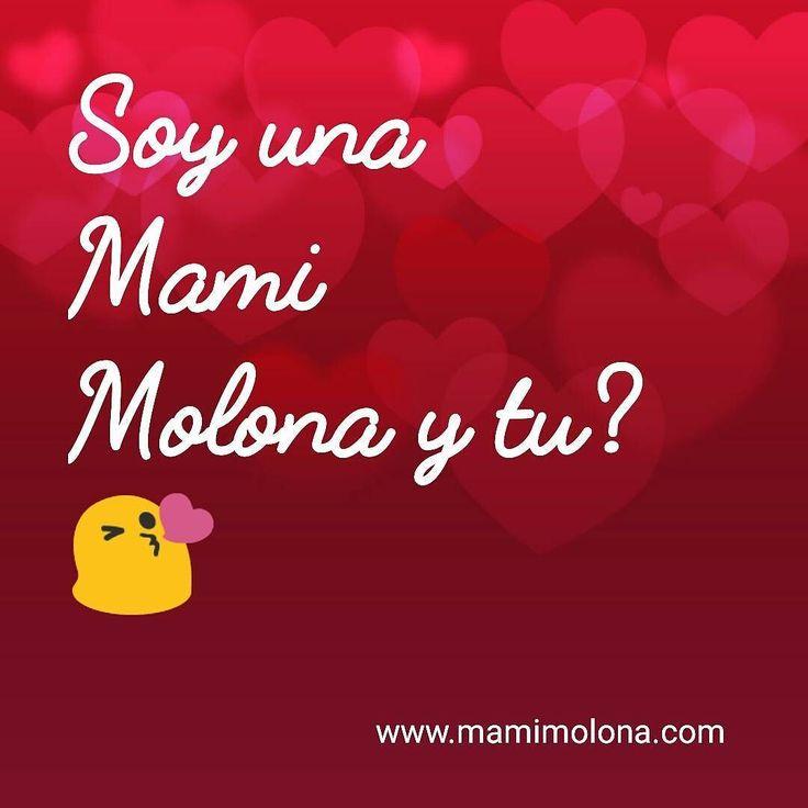 Soy una mamimolona y tu?  #mamimolola #madres #mama #hijos #supermadres