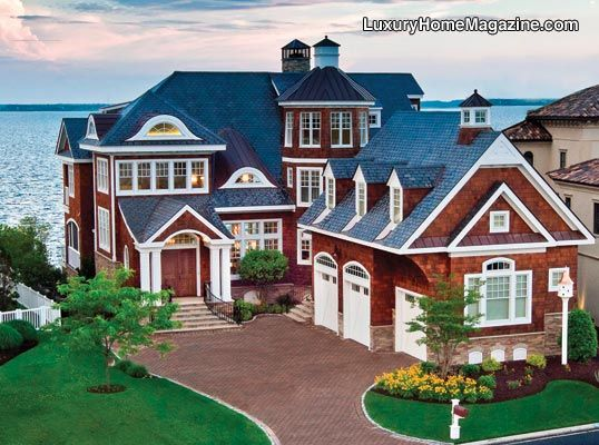 164 best images about luxury real estate properties for Dream homes magazine