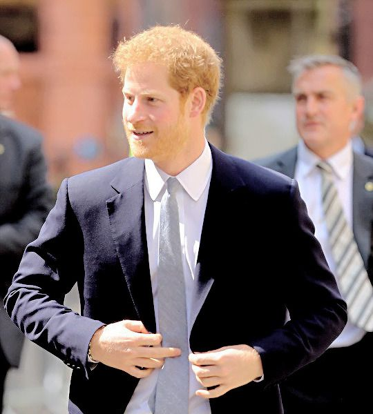 Prince Harry is beginning a two-day visit to the Leeds area which will begin with an event aimed at addressing the mental well-being of young people, include a visit to the home of a five-year-old boy with a serious illness and end with a tour of a sweet factory | July 6, 2017