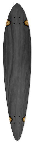"Blank Longboard Deck PINTAIL 40"" X 9"" board W/ Free shipping, Black by The Epic Sports. $42.99. Great Condition !. Save 23%!"