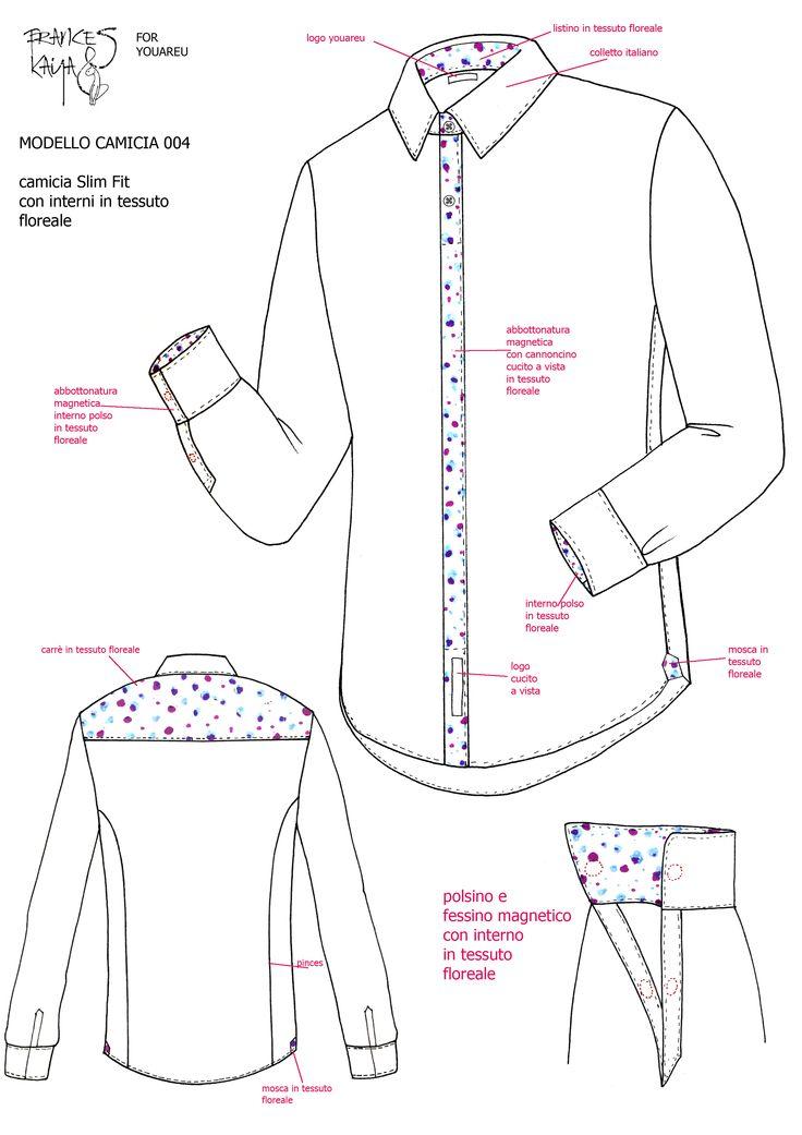 frances kaya shirt collection magnet style