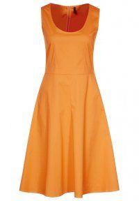 Benetton - Vestito estivo - arancione