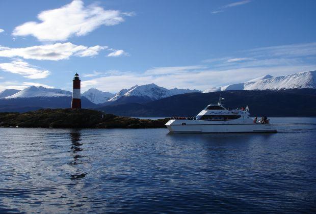 catamaran isla del faro ushuaia - Pesquisa Google