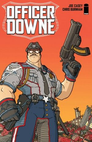 Officer Downe FIRST SELF-TITLED COMIC