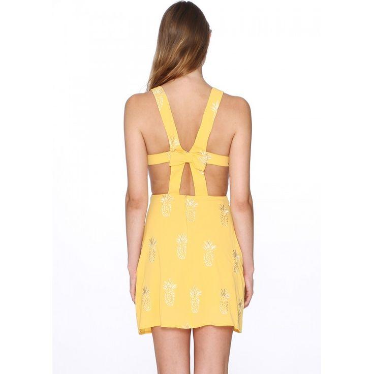 Dress Anjana Pineapple - Buscar con Google