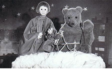 Bonne nuit les petits !!   Nounours, Nicolas et Pimprenelle