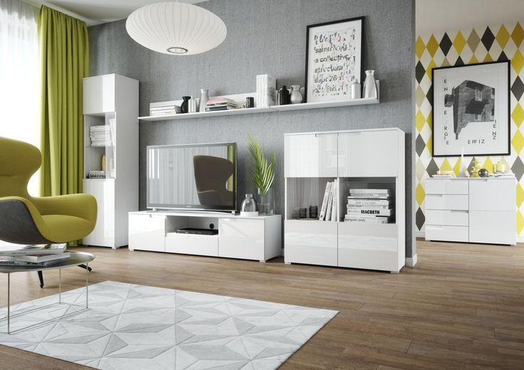 Tak może wyglądać salon marzeń :) Oto nasza kolekcja Selene #meble #salon #zainspirujsie #inspiracja #szynaka #inspiration #livingroom