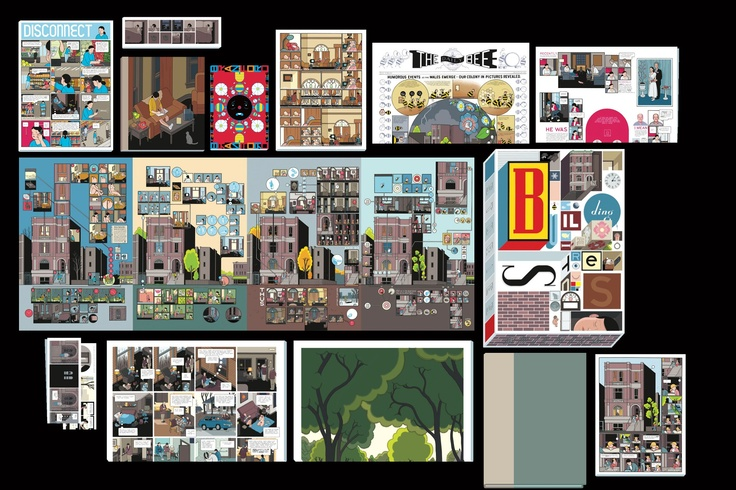 Building Stories: Chris Ware