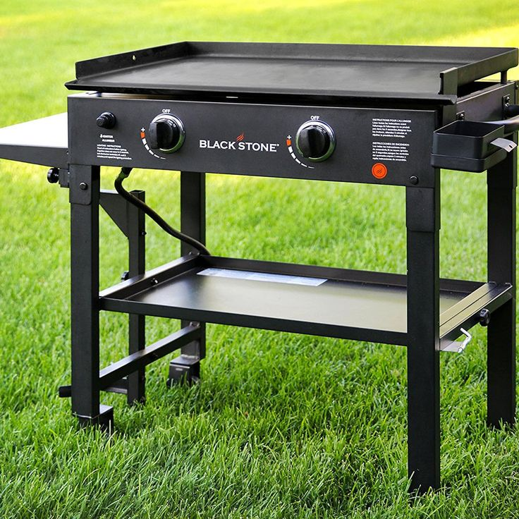 Professional Commercial Restaurant Cooking Propane Gas Griddle Flat Top Grill #Blackstone