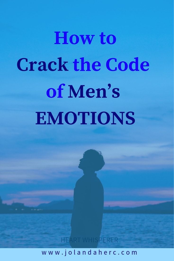 How to get a man to communicate his feelings   Articles that