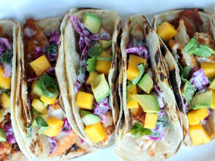 1000 ideas about creamed cabbage on pinterest fish for Grilled fish taco recipe with cabbage slaw