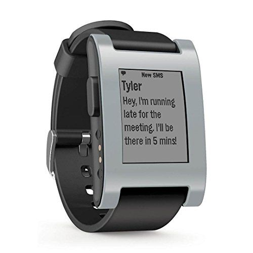 Pebble Smartwatch - Smart Watches - Home shopping for Smart Watches best affordable deals from a wide selection of high-quality Smart Watches at: topsmartwatchesonline.com