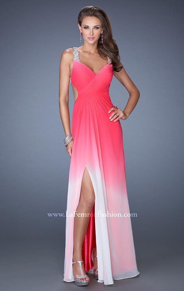La Femme 19709 Dress - MissesDressy.com