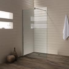 Dutch style wet room.