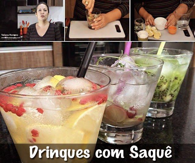 PANELATERAPIA - Blog de Culinária, Gastronomia e Receitas: Bebidas