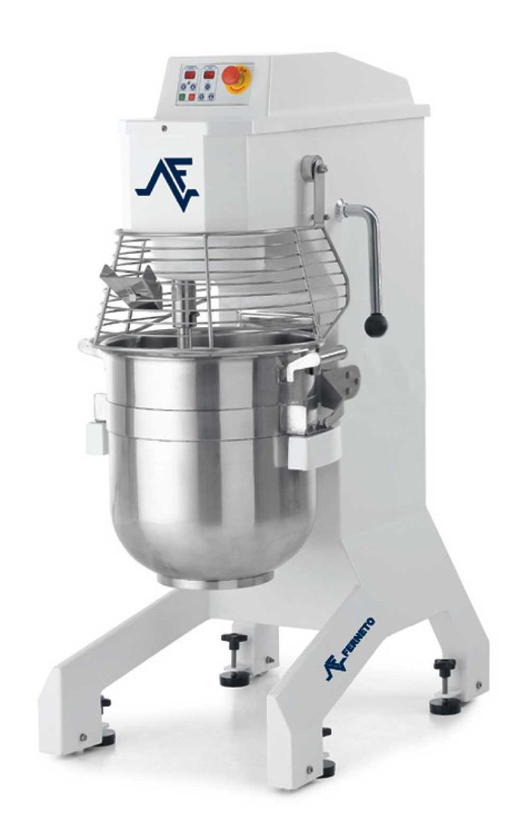 Commercial mixer, pastry blender, professional mixer, confectionery mixer, planetary mixer, pastry machine, BTF, Ferneto